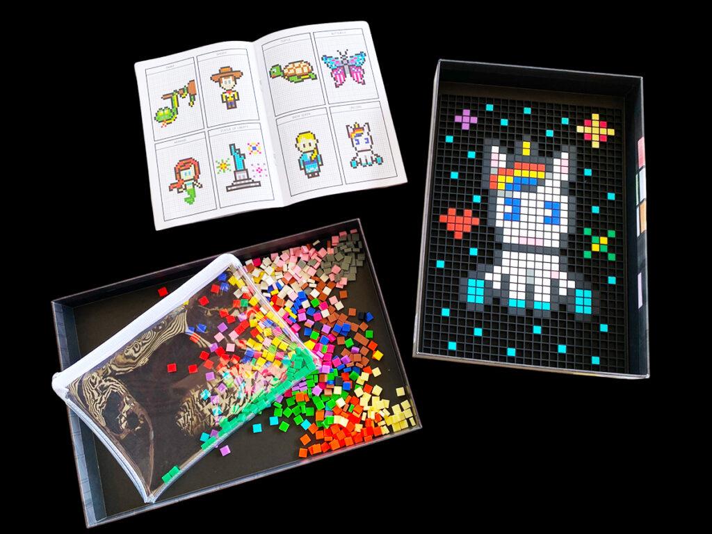 Full Pixel Art Dodocraft