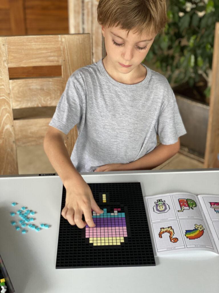 Dodocraft Pixel Art Eis